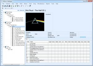 Enlarge JB Music Catalogue Screenshot
