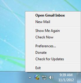 Enlarge Gmail Growl Screenshot