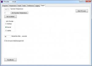 Enlarge TThrottle Screenshot