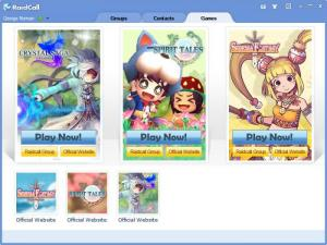 Enlarge RaidCall Screenshot