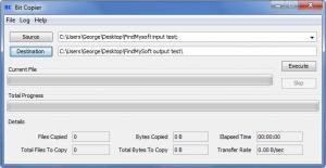 Enlarge Bit Copier Screenshot