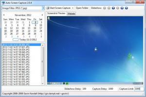 Enlarge Auto Screen Capture Screenshot