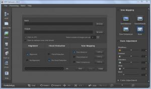 Enlarge HDR Darkroom Screenshot
