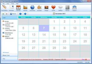 Enlarge Flair Finance Screenshot