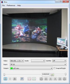 Enlarge Bino Screenshot