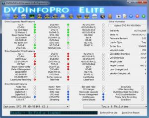 Enlarge DVDInfoPro Screenshot