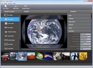 Enlarge Photo Gallery Builder Screenshot