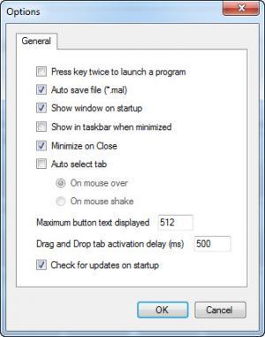 Enlarge MadAppLauncher Screenshot