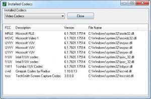 Enlarge VideoInspector Screenshot