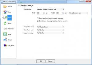 Enlarge UtilStudio Photo Resizer Screenshot