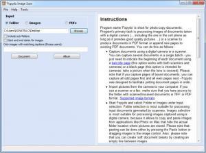 Enlarge Fopydo Screenshot