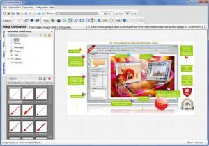 Enlarge SnapDraw Screenshot