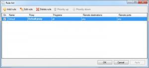 Enlarge AllProxy Screenshot