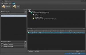 Enlarge CodeXploiter Screenshot