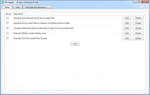 Enlarge File Juggler Screenshot