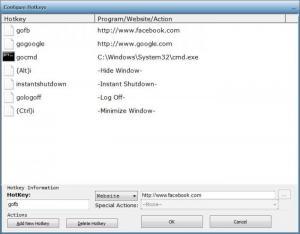 Enlarge Hotkey Utility Screenshot