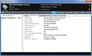 Enlarge HDD Guardian Screenshot