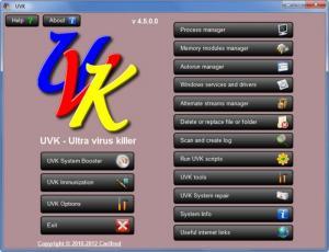 Enlarge UVK Screenshot