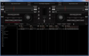 Enlarge DJ Mixer Express Screenshot