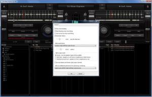 Enlarge DJ Mixer Express Screenshot