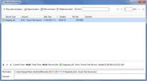 Enlarge Amolto Call Recorder Screenshot