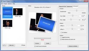 Enlarge Shape Collage Screenshot
