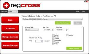 Enlarge RegCross Screenshot