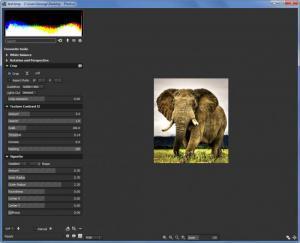 Enlarge Photivo Screenshot