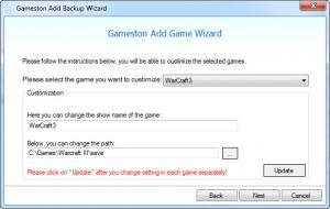 Enlarge Gameston Screenshot