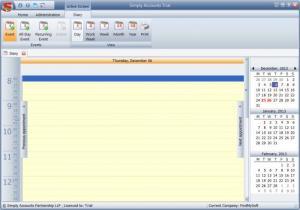 Enlarge Simply Accounts Screenshot
