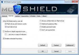 Enlarge MCShield Screenshot