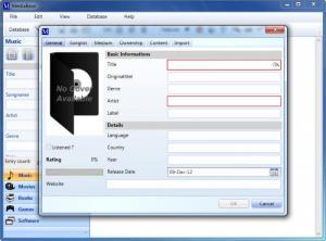 Enlarge MediaBase Screenshot