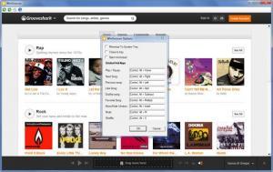 Enlarge WinGrooves Screenshot