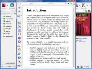 Enlarge Calibre Screenshot