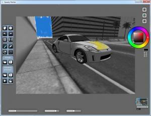 Enlarge SpeedyPainter Screenshot
