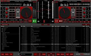 Enlarge PCDJ Red Mobile Screenshot