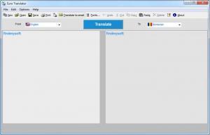 Enlarge Eurotraductor Screenshot