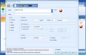 Enlarge Hot Alarm Clock Screenshot