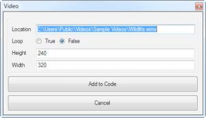 Enlarge TagController Screenshot