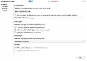 Enlarge Driver Fusion Screenshot