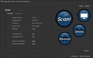 Enlarge System Boost Elite Screenshot