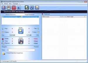 Enlarge File Backupper Screenshot