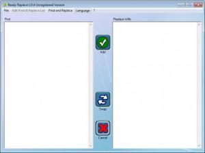 Enlarge Ready Replace Screenshot