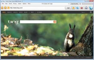 Enlarge Empire Browser Screenshot