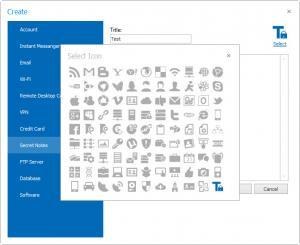 Enlarge Secret Box Screenshot