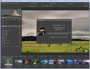 Enlarge Photo Ninja Screenshot
