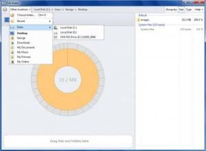 Enlarge Disk Aware Screenshot