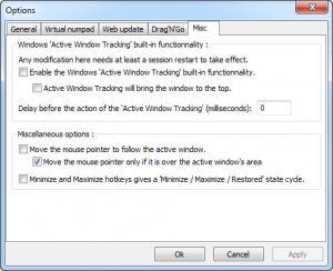 Enlarge WinSplit Revolution Screenshot