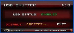 Enlarge USB Shutter Screenshot
