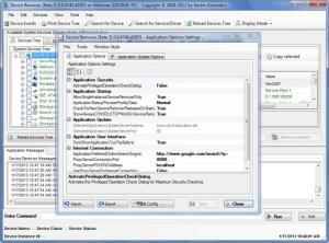 Enlarge Device Remover Screenshot